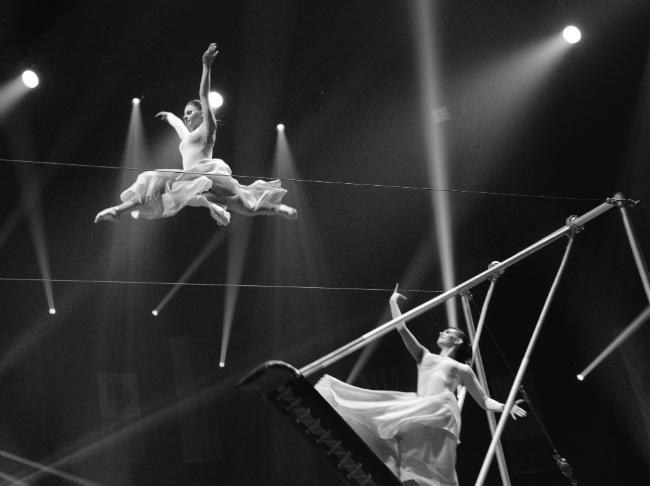 Paris Fetes the Circus Arts: Festival Mondial du Cirque de Demain