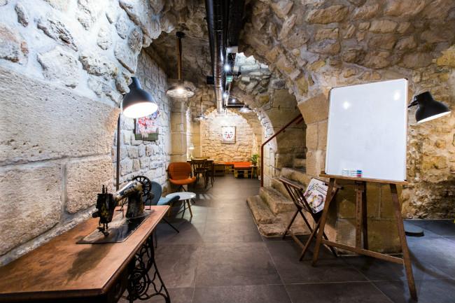 Anticafé Beaubourg