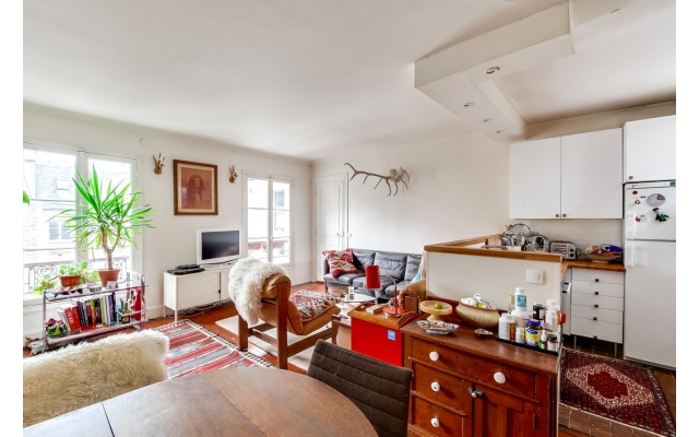 Apartment for sale in South Pigalle