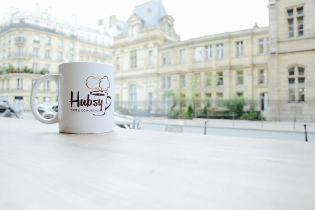 Hubsy, Paris