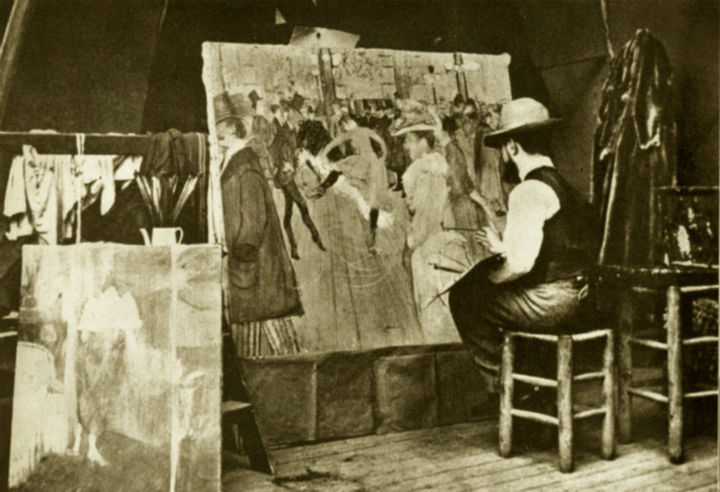 Paris Artists: The Montmartre of Toulouse-Lautrec