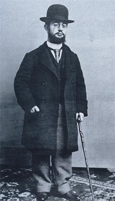 photo of Toulouse-Lautrec