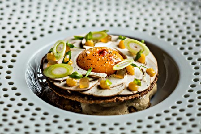 cuisine, La Scène at the Hotel Prince de Galles