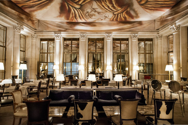 Restaurant Le Dali at Le Meurice