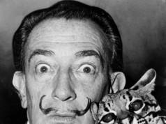 Dalí in the 1960s