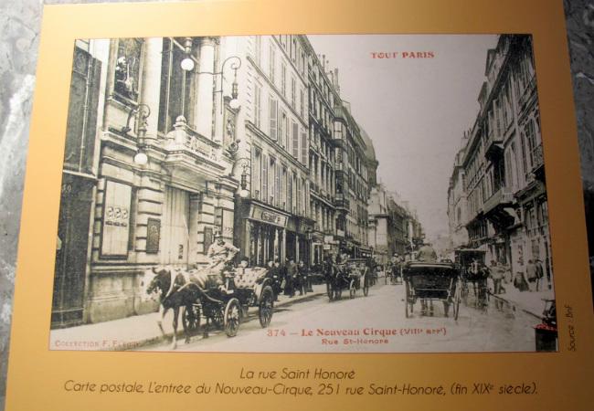 historical Mandarin Oriental Paris