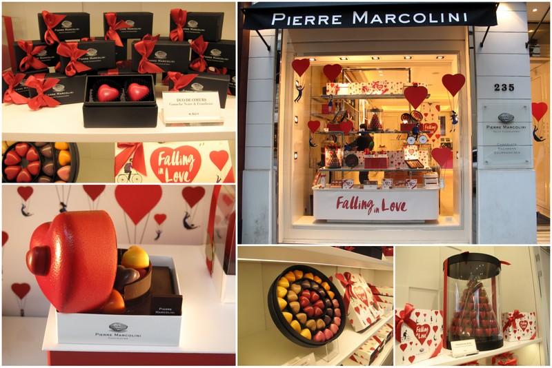 Pierre Marcolini Valentine's chocolate