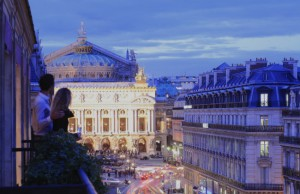 Hotel Edouard 7, Paris