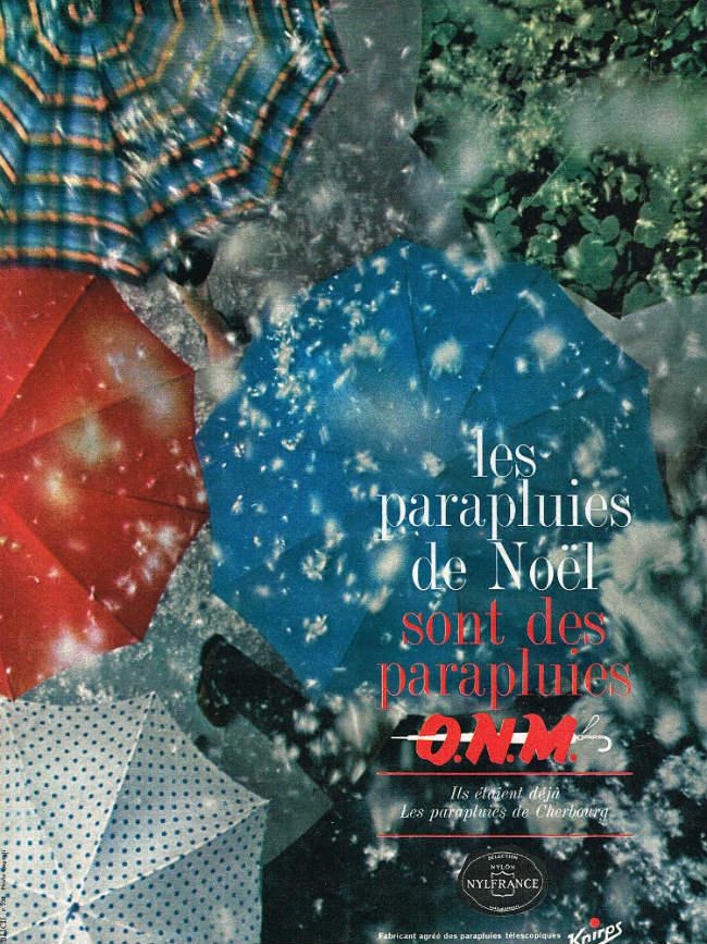 Les Parapluies by O.N.M., featured in Les Parapluies de Cherbourg