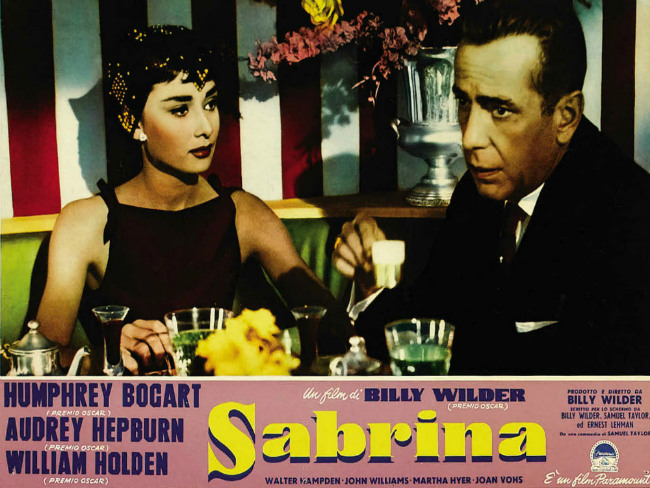 Sabrina, the movie