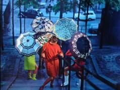 Parapluies Sauvagnat, 1966