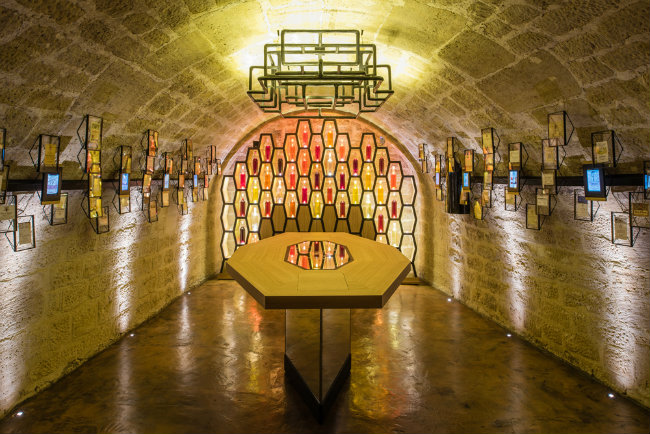 Les Caves du Louvre: The Cool New Wine Museum and its Historic Links to Trudon