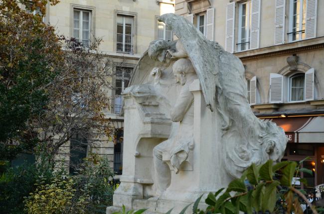 César Franck's angel