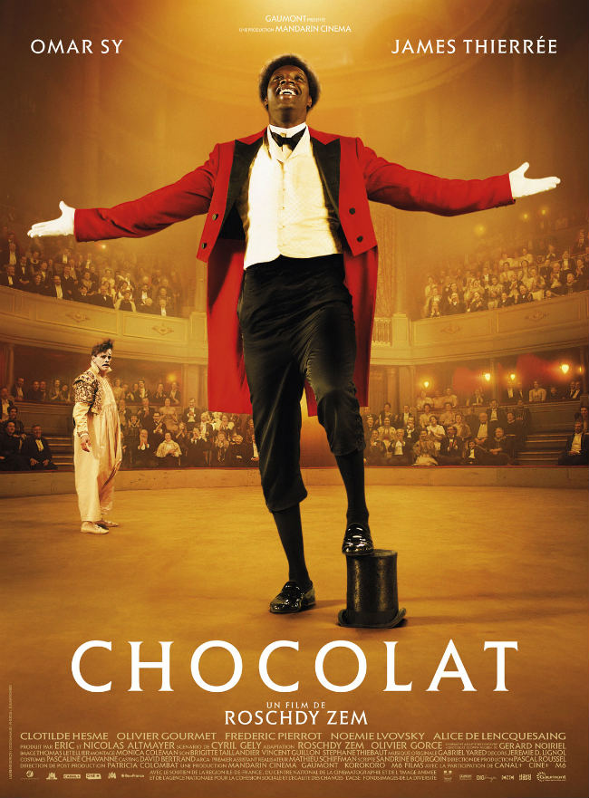 "The film ""Chocolat"""
