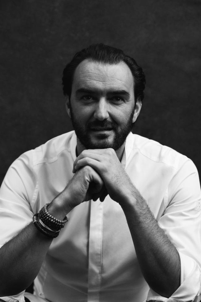 Portrait of Cyril Lignac