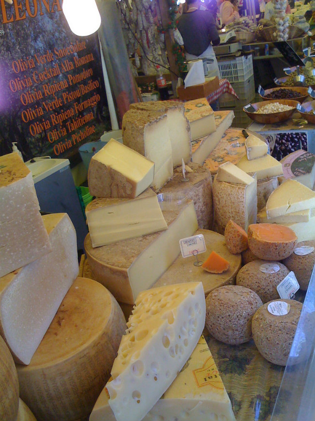 French cheese market