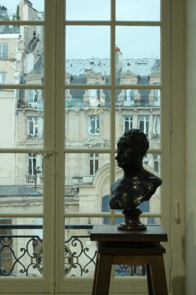 The recently renovated Rodin Museum