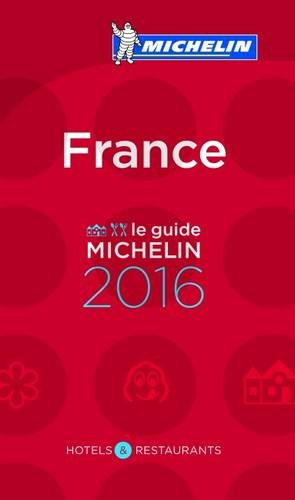 News from Paris: Michelin Guide France 2016