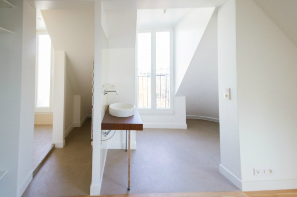 Apartment for sale near the Tour Saint-Jacques in Paris