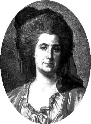 Anne-Catherine de Ligniville, Madame Helvétius