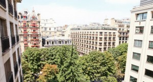 chic apartment for sale on the avenue Montaigne