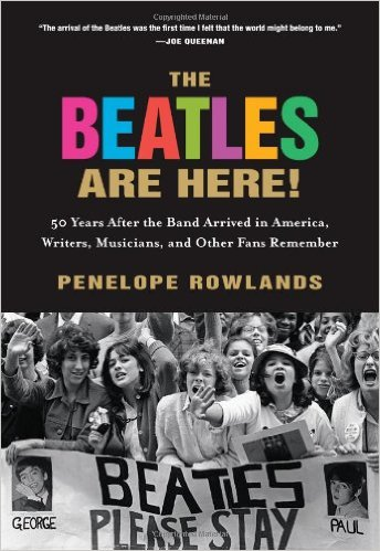 """The Beatles are Here!"" book jacket"