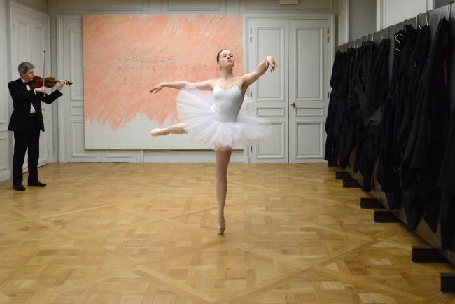 Jannis Kounellis at La Monnaie de Paris