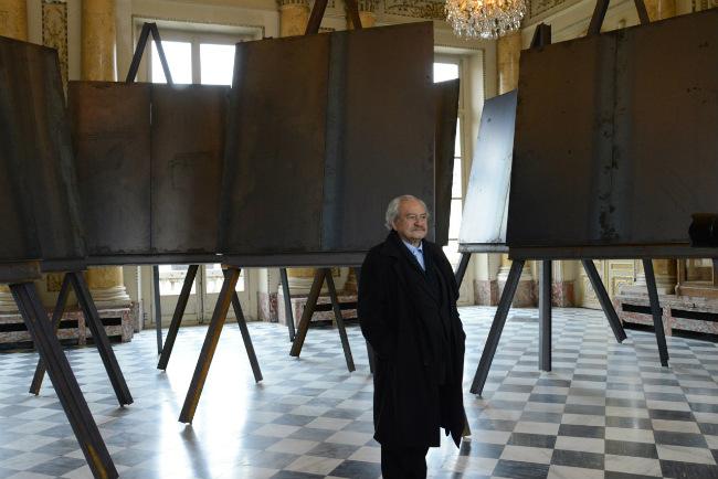 You Can't Miss The Jannis Kounellis Exhibit at La Monnaie in Paris