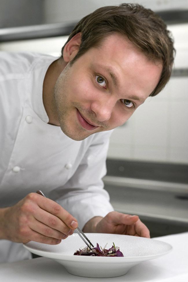 Michaël Bartocetti, Chef Pâtissier