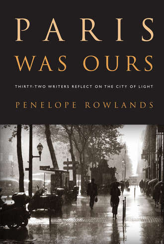 """Paris Was Ours"" book jacket"