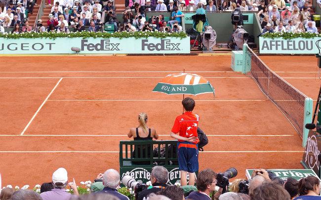 Roland Garros - Finale Dames 2012