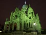 Sacré-Cœur Basilica goes green for St. Patrick's Day