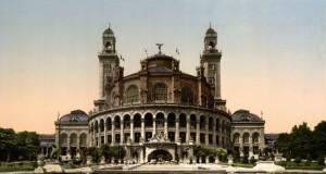 The Trocadéro Palace, 1900