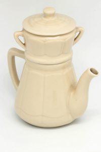 Cafetière in porcelain