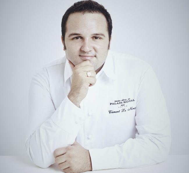 Chef Clément Le Norcy