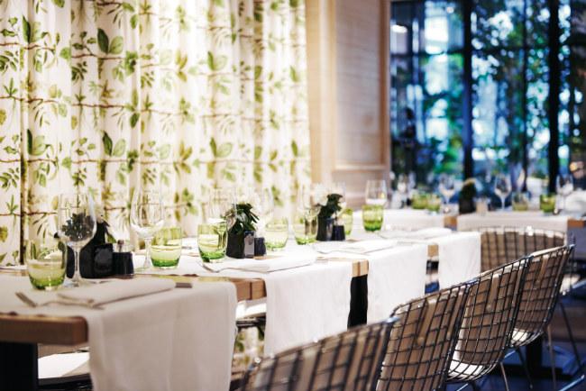 A Talented New Chef at Le Lulli Restaurant, Palais Royal
