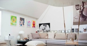 loft apartment for sale near the Seine in Paris