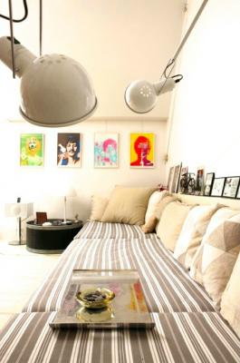 loft apartment for sale near the Seine