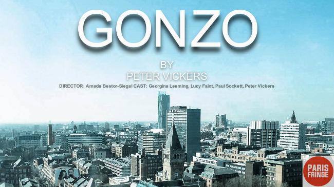 Gonzo at the Paris Fringe Festival