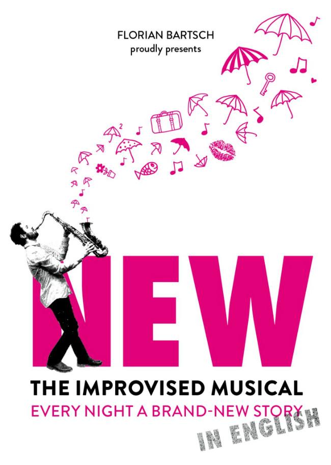 """New"" at the Paris Fringe Festival"