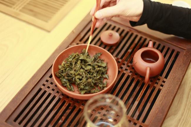Palais des Thés tea class