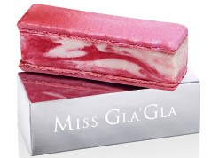 "The ""Miss Gla'Gla"" ice cream sandwich"