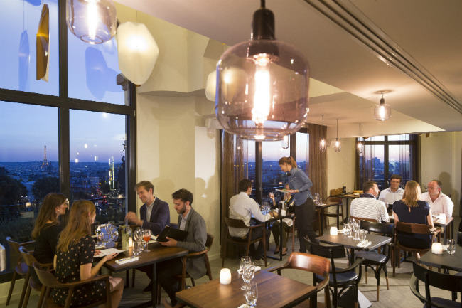 "Terrass"" Hotel restaurant, Paris"