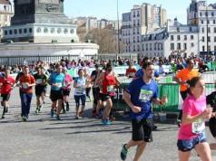 The Paris marathon by Bryan Pirolli