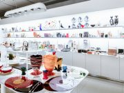 The newly redesigned boutique at Centre Pompidou