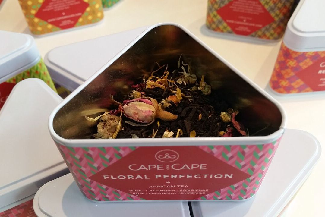 "Cape and Cape ""Floral Perfection"" tea"