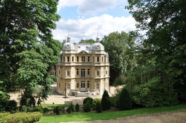 The château de Monte-Cristo, Alexandre Dumas' home in Yvelines outside Paris