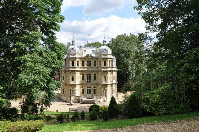 The château de Monte-Cristo, Alexandre Dumas' home in Yvelines outside Paris