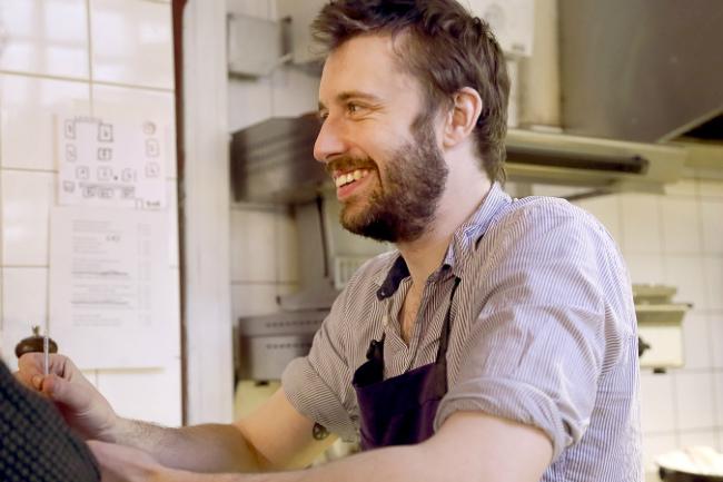 Chef Edward Delling Williams