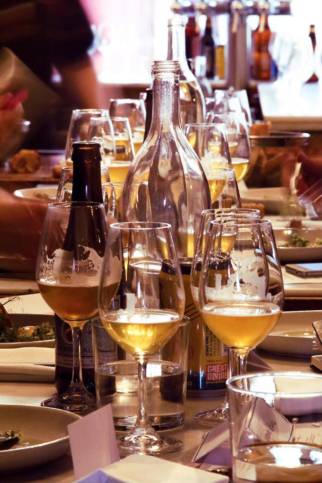 Brewers Association dinner in Paris